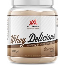 XXL NUTRITION WHEY DELICIOUS Chocolade
