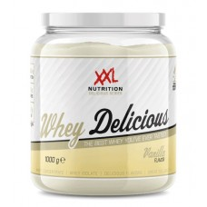 XXL NUTRITION WHEY DELICIOUS Vanilla