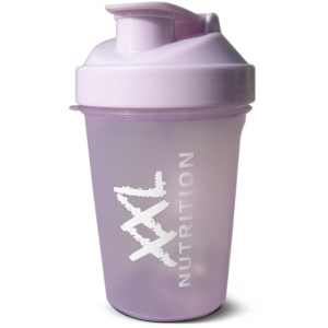 XXL NUTRITION Premium Shaker 600 ml Soft Lavender