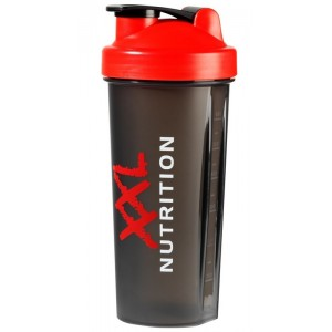 XXL NUTRITION shaker zwart