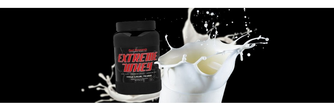 Fast Research extreme whey