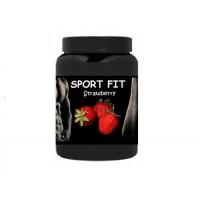 Sport Fit Maaltijdshake Strawberry