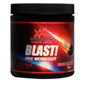 XXL NUTRITION BLAST! PRE-WORKOUT Fruit Punch