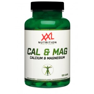 XXL NUTRITION CALCIUM & MAGNESIUM