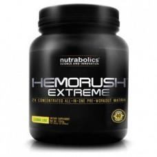 Hemorush Extreme Pre-workout Blue Raspberry