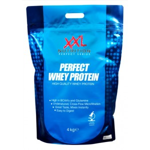 XXL NUTRITION PERFECT WHEY PROTEIN CHOCOLADE - HAZELNOOT
